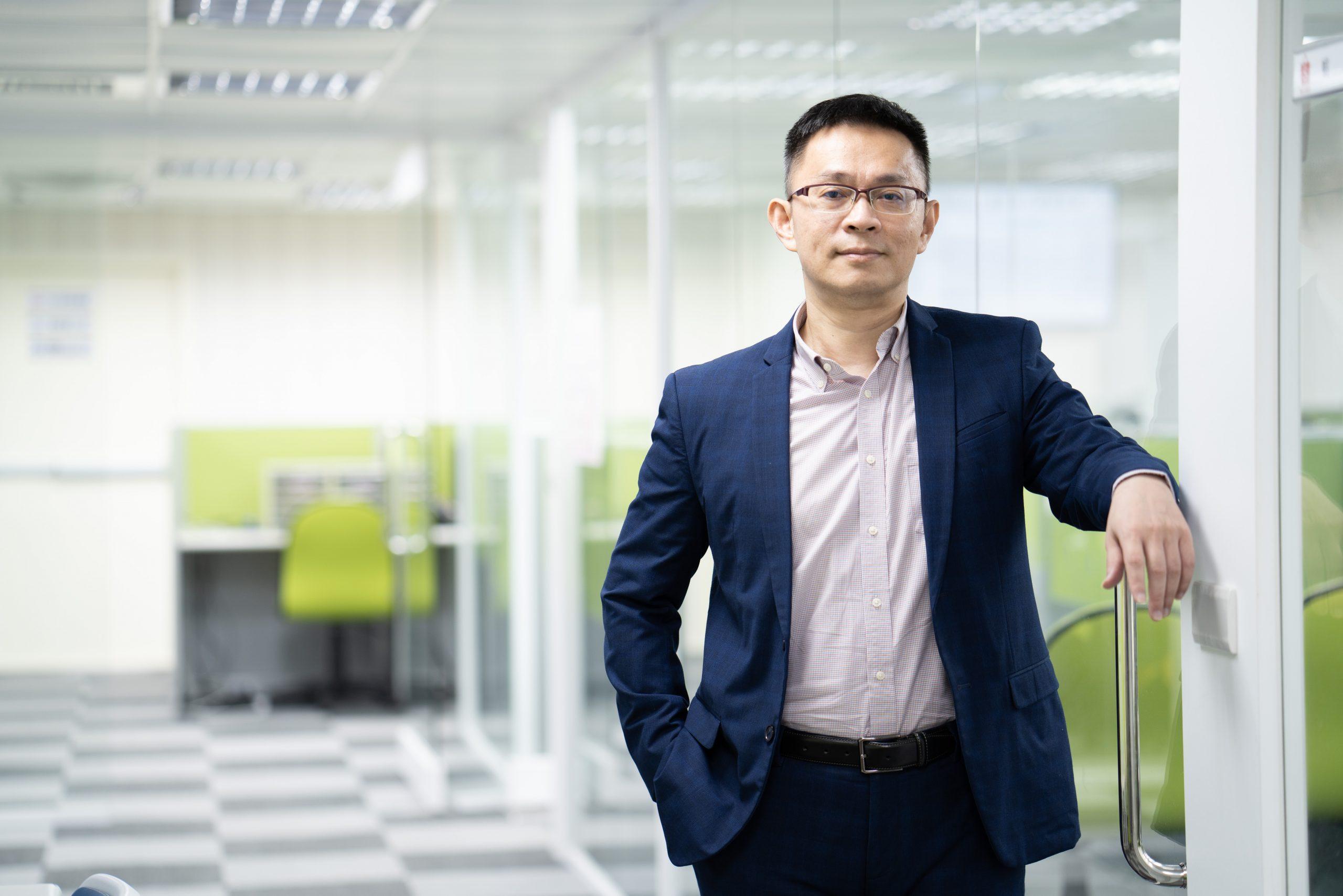 人工智能總經理 陳愷